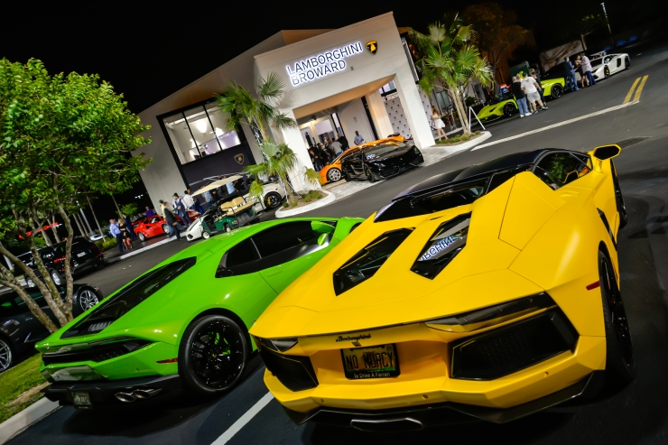 Lamborghini of Broward - Grand Opening 2016